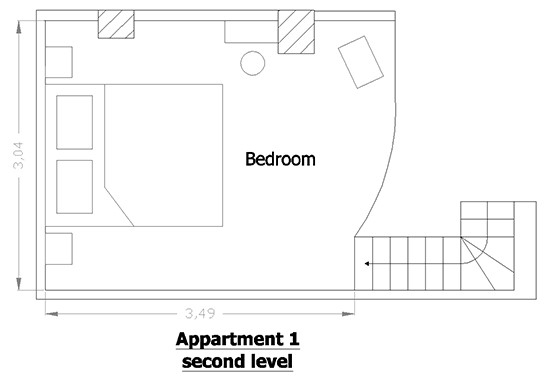 Appartment-1-Second-Level